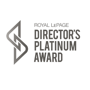 Jason Ballas: Royal LePage - Director's Platinum Award